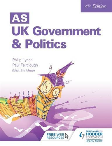 AS UK Government and Politics by Paul E. Fairclough (2013-08-30)