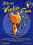 More Violin Fun, m. Audio-CD