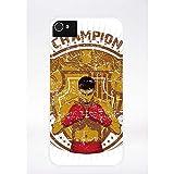 Générique Coque Champion Compatible iphone 4 Transparent