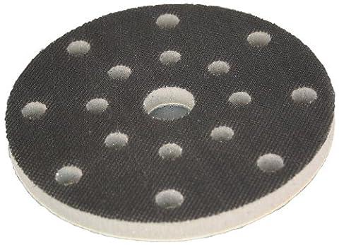 Softauflage Ø 150mm 17-Loch - 8+8+1-Loch (Festool) Interface-Pad für Schleifteller Polierteller Stützteller für Klett-Schleifscheiben - DFS