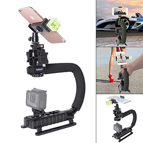 Fantaseal®Estabilizador de la cámara Acción para GoPro Hero 5 Posición baja Plataforma...