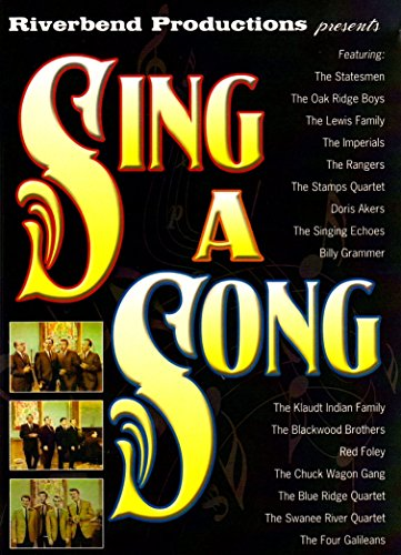 Riverbend Productions Presents: Sing A Song Featuring Gospel Music Greats