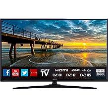 """Hitachi 32HB4T62 - Téléviseur LED Full HD 32"""" (81 cm) 16/9 - 1920 x 1080 pixels - TNT et Câble HD - HDTV 1080p - Bluetooth - Wi-Fi - 600 Hz ( Catégorie : Téléviseur LCD, LED et Plasma )"""