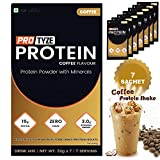 PROTYZE Whey Isolate and Concentrate Protein Powder Drink for Health and Nutrition