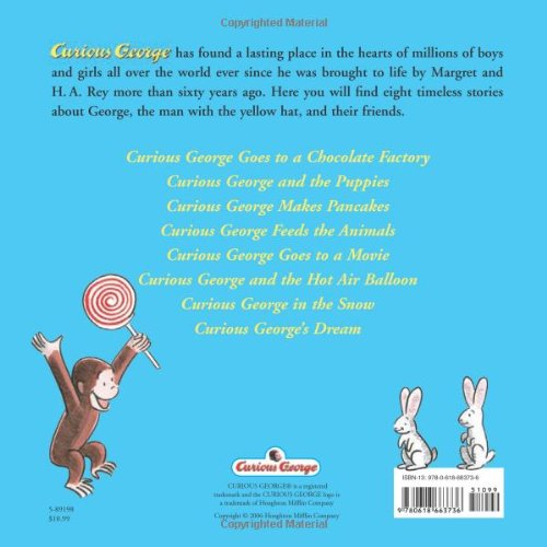Image of The New Adventures of Curious George (Curious George: Level 1)
