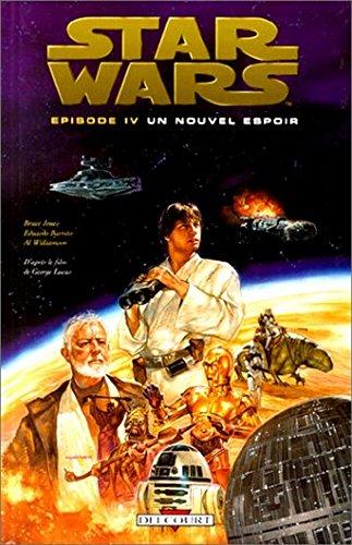 Star Wars, tome 4 : Un nouvel espoir