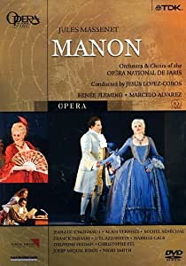 Jules Massenet - Manon / Fleming, Alvarez, Lopez-Cobos, Carsen (Opéra national de Paris)