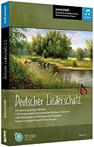 Scores2Edit Deutscher Liederschatz 2.0