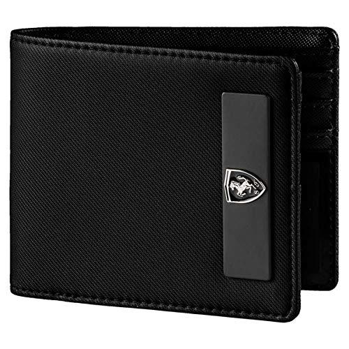4c8c7358ea1a4 PUMA - Scuderia Ferrari Lifestyle Wallet, Black