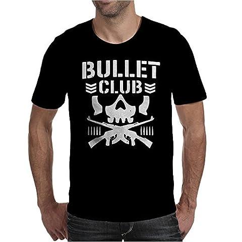 Bullet Club New Japan Pro Wrestling Mens T-Shirt