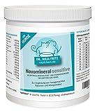 Bild: napfcheck Novomineral sensitive  Mineralien und Vitamine für empfindliche Hunde  500 g