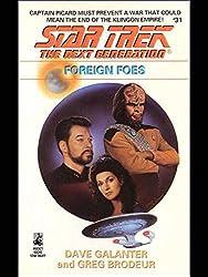 Foreign Foes (Star Trek: The Next Generation)