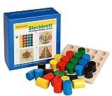 Unbekannt Egermann EH220/230 - Steckspielbrett Holzsteckspiel Reihe, Kleinkindspielzeug