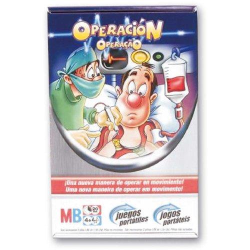 Imagen 1 de Juegos Hasbro - Operación Viaje 00433175
