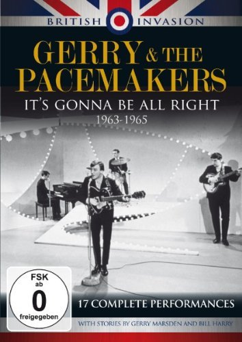 Bild von Gerry & The Pacemakers - It's Gonne Be All Right 1963-1965