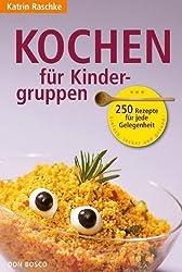 Titelbild Kochen für Kindergruppen