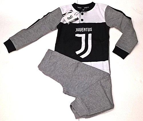 bd9c22499e Pigiama JUVENTUS NUOVO LOGO prodotto ufficiale bambino bimbo (BIANCO) (3  anni)