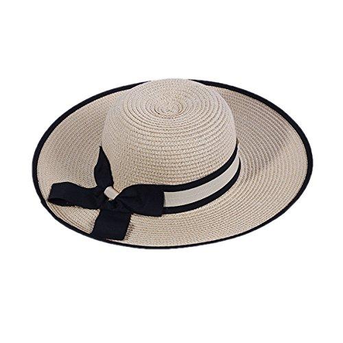 Bunched Bowknot Dôme Oreiller Chapeau à Capuchon Ombres Hat 03
