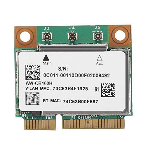 Pasamer Adaptador WiFi Moudle 1300Mbps + Bluetooth 4 0 para  BroadcomBCM94360HMB Azurewave AW-CB160H