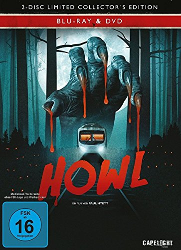 Howl (Mediabook + DVD) [Limited Collector's Edition][2 Blu-rays]