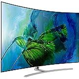 Samsung QE 65q8C Plata de ley 163cm LED de televisor UltraHD 4K