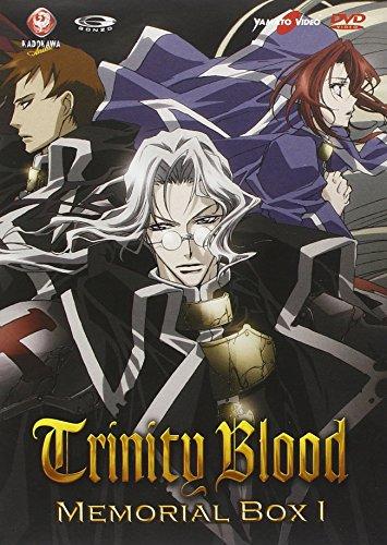 Trinity Blood - Memorial Box 1 (3 DVD)