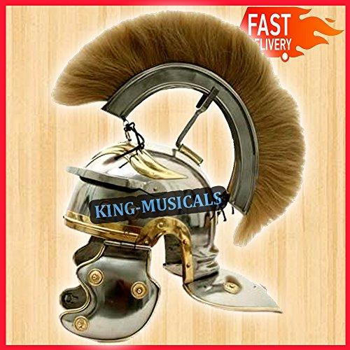 Roman Centurion Helm Größe Mittelalterliche Historische Antike Griechische Krieger Helm
