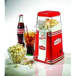 Siméo CC120 Machine à Pop-Corn COCA
