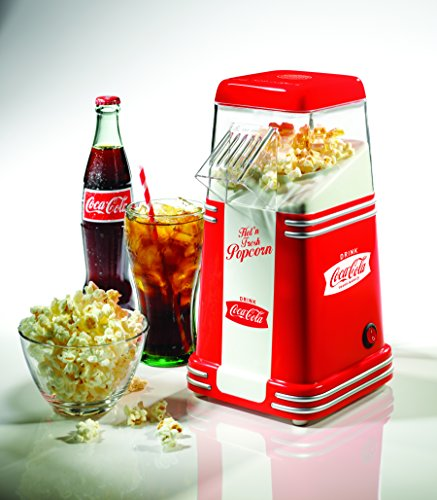 Siméo CC120 Machine à Pop-Corn COCA