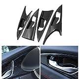 Alamor Abs Carbon Fiber Style Abdeckung Für Honda Civic 2016 2017