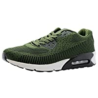 Ladies Women Jogging Running Fitness Gym Air Shock Absorbing Trainers Shoes Size 6