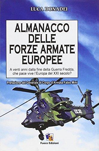 Almanacco Forze Armate Europee di Luca Donadei
