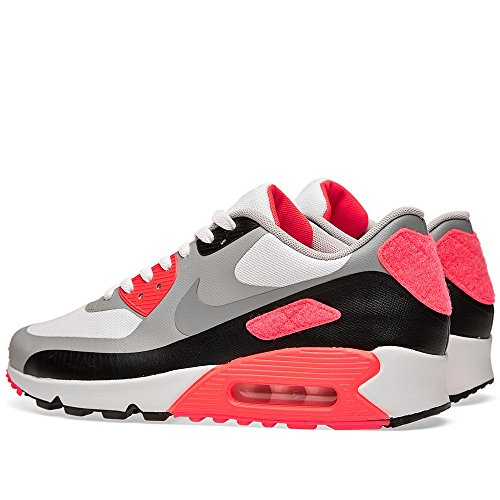 Nike Mens Air Max 90 Infrared Patch SP White Infrared Trainer Size 6 UK