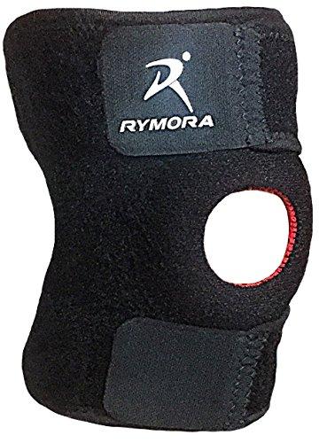 Open Patella Knee Brace Support (S-M)