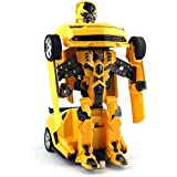 Toys Island Converting Car to Robot Transformer for Kids