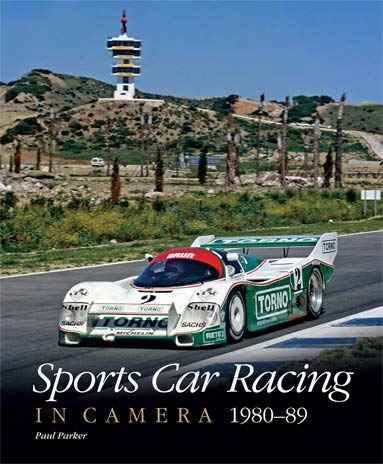 Sports Car Racing in Camera, 1980-89 por Paul Parker
