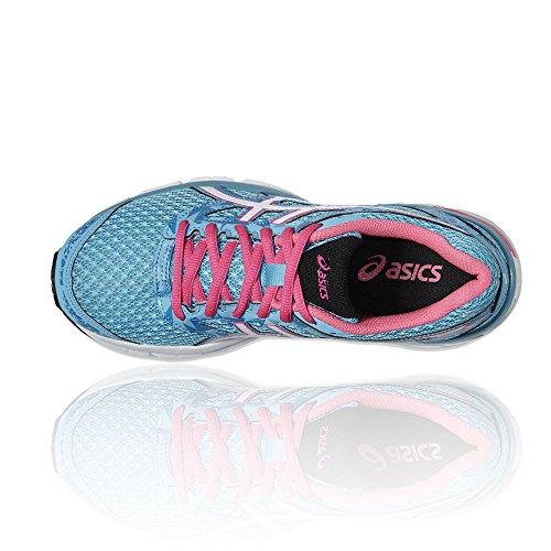 chaussures de course dAsics GEL-femmes EXCITE Bleu/Blanc