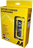 AA Battery Charger & Maintainer, For 6V & 12V Lead Acid and Gel...