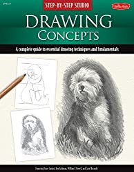 Drawing Concepts: A Complete Guide to Essential Drawing Techniques and Fundamentals (Step-by-step Studio)