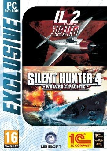 IL2 Sturmovik 1946 Plus Silent Hunter 4 Wolves of The Pacific (PC DVD) Windows Xp by UBI Soft - Amazon Videogiochi