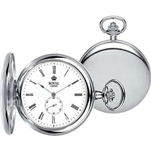 Royal London 90013-01 Mens Quartz Pocket Watch