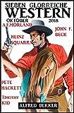 Sieben glorreiche Western Oktober 2018
