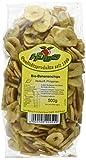 Howa Bio Bananenchips gesüßt mit Honig, 5er Pack (5 x 500 g)