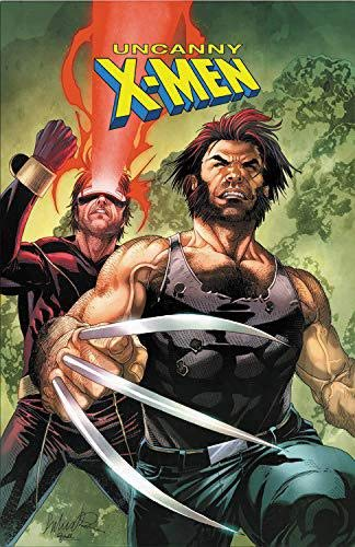 Used, Uncanny X-Men: Cyclops and Wolverine for sale  Delivered anywhere in Ireland