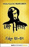 Der Hexer -  Folge 61-64 (Der Hexer - Sammelband 16)