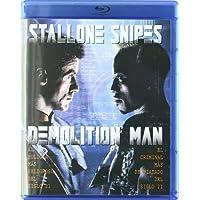 Demolition Man (Blu-Ray) (Import) (2011) Sylvester Stallone; Wesley Snipes;
