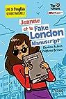 Lire de l'anglais devient naturel : Jeanne et le Fake London Manuscript par Aubrun