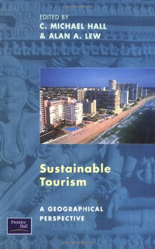 Sustainable Tourism:A Geographical Perspective