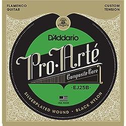 D'Addario EJ25B - Juego de cuerdas clásica