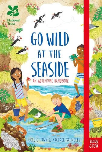 National Trust: Go Wild at the Seaside por Goldie Hawk